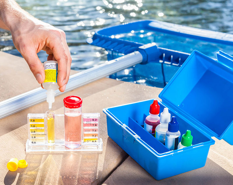 havuz kimyasalları